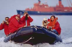 Antarctic Treaty meet steps up efforts to save marine ecology