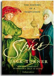 A book on the history of spices