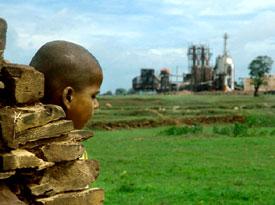 Sponge iron industries are killing fields