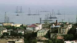Bordering countries agree to protect Caspian Sea