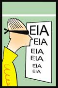Revision of regulation of EIAs for what?