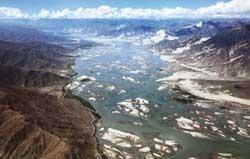 China denies plan to divert Brahmaputra
