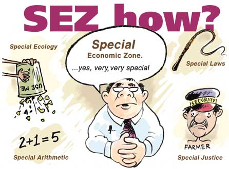 SEZ, how special?