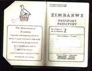 Cost of special papers stops priniting of passports in Zimbabwe