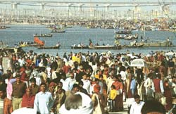 Water woes at Allahabad's Kumbh mela