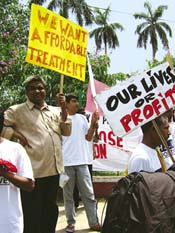 Novartis exposes India's weak patent laws. Will generics be kicked out?