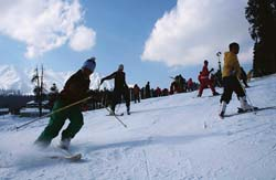 Gulmarg not ready for Commonwealh Games
