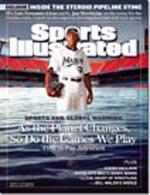 US sports, fashion magazines debate climate change