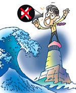 Flaws in India's tsunami warning system