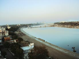 Concerns over Sabarmati Riverfront Development Project