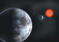 Scientists discover new planet outside solar system