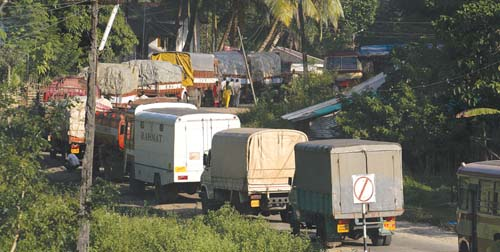 Andaman Trunk Road ignores SC order, affects Jarawas' lives