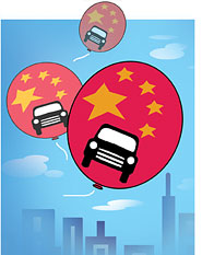 China to observe 'no-car day'; parking fee to be hiked