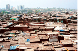 Dharavi redevelopment plan triggers protest