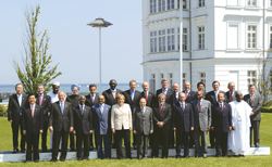 No firm commitment on climate change at G8 meet