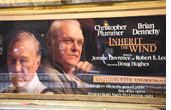 Inherit the wind Play about attempts to stifle free thought