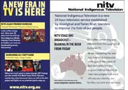 Australia's national TV station for indigenous people