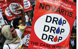Madras HC dismisses Novartis' petition