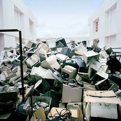 E-waste posing health risks for workers in scrapyards