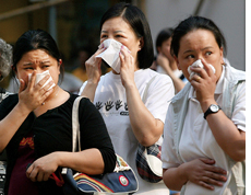 Pollution keeping investors away from Hong Kong