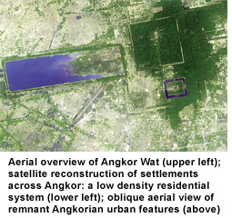 Angkor Wat city that lived and died by the environment