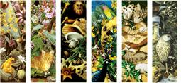 Painting vanished species