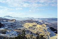 Rosia Montana gold mine