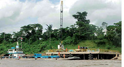 Oil companies eye tribal territory in Peru