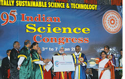 Science congress fails to attract best brains