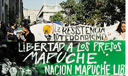 Chile's Mapuche tribe renew fight for land rights
