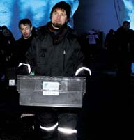 Global seed vault opens