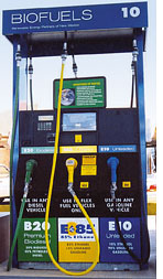 Brazil encouraging flex-fuel vehicles