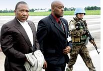 Ex-Liberian president Charles< (Credit: UN)