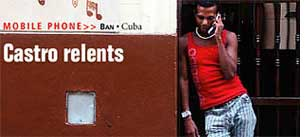 Cubans get right to own mobile phones