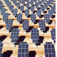 Projects using solar power wil