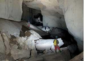 Coal mining threatens Meghalaya caves