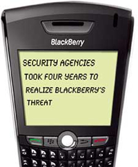 BlackBerry suspended, questions on technology governance remain