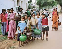 Bangalore to get treated wastewater