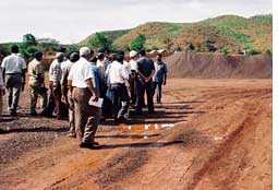 Irregularities galore in mining in Bellary