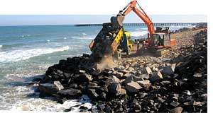 Puducherry plans rock structur (Credit: COURTSEY: PONDYCAN)