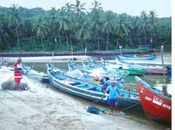 Small fishers stand to gain li (Credit: SHRETA ARORA)