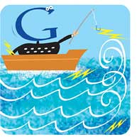Google on sea