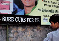 Government bans blood test for TB