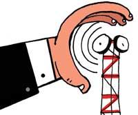 Radio static or state radio