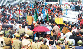 Meghalaya erupts over mining lease