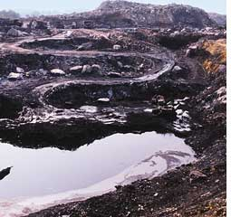 Mining rights subject to closure plan