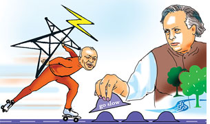 Power ministry gets a jolt