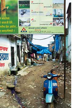 Dharavi survey eliminates tenants