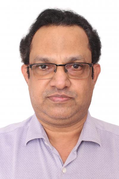 M Dinesh Kumar