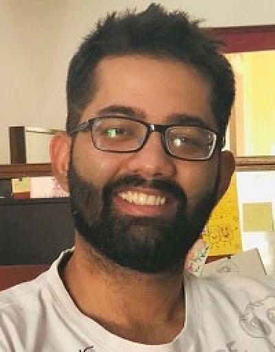 Dhruv Pasricha